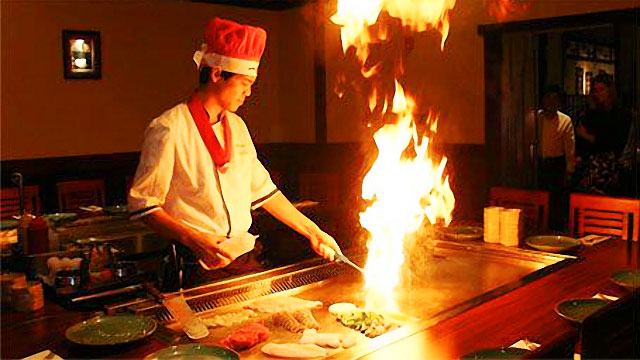 Image result for hibachi